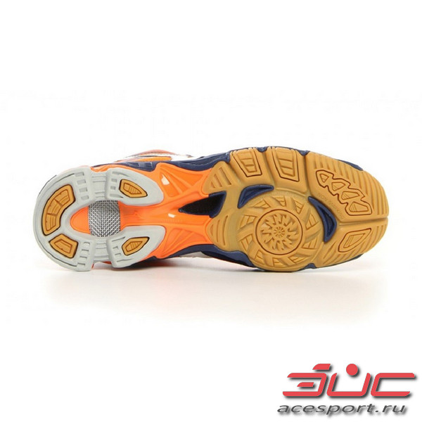 Кроссовки волейбольные MIZUNO V1GA1765 02 WAVE BOLT 6 MID 4f25e176096